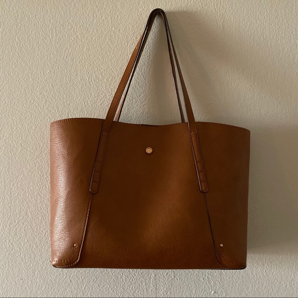 Old Navy Handbags - Old Navy Faux Leather Tote